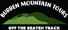 Burren Mountain Tours Logo