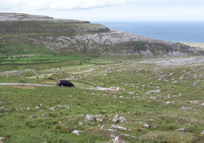 driving tour of burren mountains