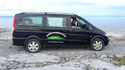 driving tour of burren mountains